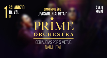 PRIME ORCHESTRA Symphoshow