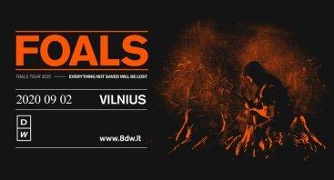 Foals - Vilnius