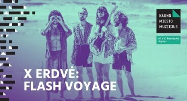 X erdvė: Flash Voyage