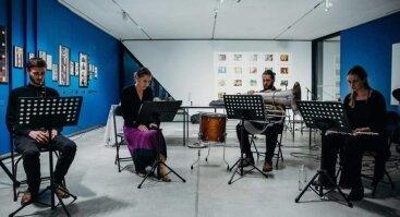 Matas Samulionis solo | Nosolum Quartet