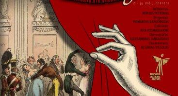 VIENOS KRAUJAS – 2-jų dalių J. Strauss operetė