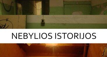 """Tapybos studentų paroda """"Nebylios istorijos"""""""