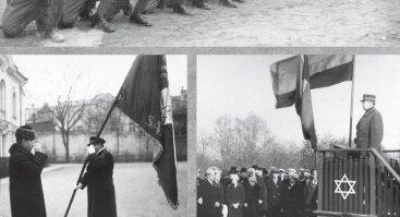 """""""Žydų narsuoliai kovose už Lietuvos laisvę"""""""