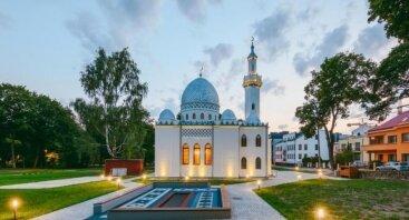 EKSKURSIJA Margas religijų kilimas Kauno Ramybės parke