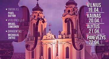 """VIVALDI. Keturi metų laikai su Minsko orkestru """"OLYMPIA CLASSIC"""""""