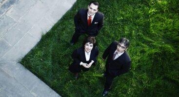 Chačaturiano trio koncertas Valdovų rūmuose