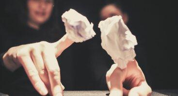 """Teatrinė edukacija """"Lėlių teatro magija"""""""