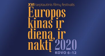 """XVI-ojo Tarptautinio filmų festivalio """"Europos kinas ir dieną, ir naktį"""" atidarymas"""
