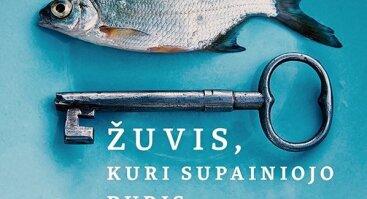 """Kviečiame į kelionių knygos """"Žuvis, kuri supainiojo duris"""" pristatymą"""