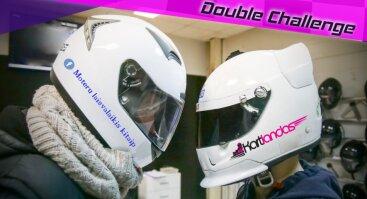 Double Challenge kartingo varžybos
