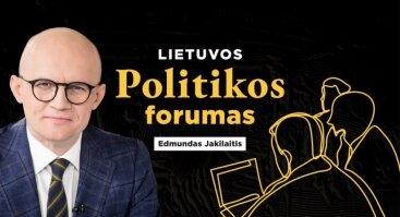 """Lietuvos politikos forumas"" bibliotekoje"