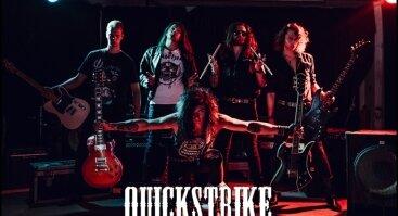 Quickstrike // Blind Shapes // Rattlesnake