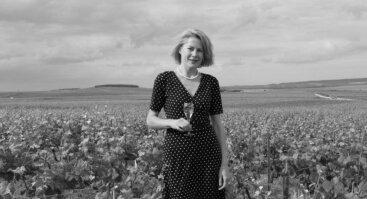Šampano ir angliško putojančio vyno dialogas su Jolanta Smičiene