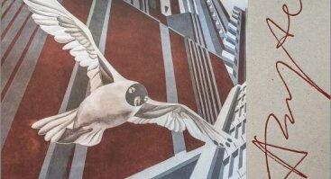"Angelinos Banytės albumo ""Freskos"" pristatymas"