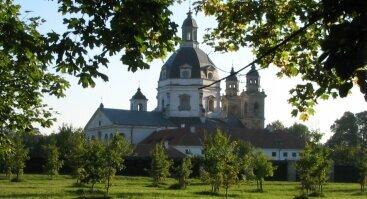 Kamaldulių vienuolynas Pažaislyje