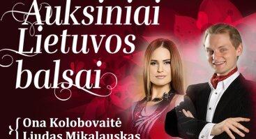 Auskiniai Lietuvos balsai
