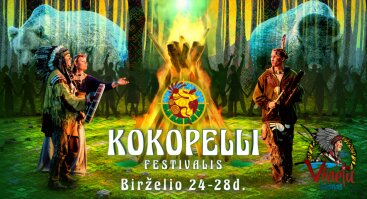 Kokopelli festivalis 2020