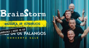 """BrainStorm """"Muzika ir istorijos"""""""