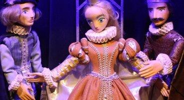 """Spektakliai virtualioje erdvėje """"Teatras ateina į jūsų namus"""""""