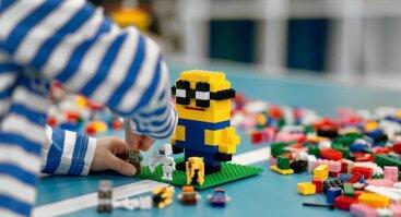 """Lego vasaros stovykla """"Magiškasis animacijos pasaulis"""""""