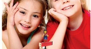 Lego su sportu stovyklos 3-5,5 m. vaikams su Bricks4kidz