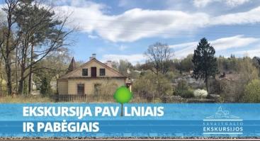 Pavilniais ir pabėgiais: ekskursija Vilniuje