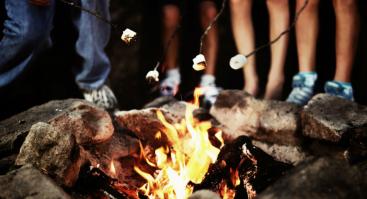 """Vasaros stovykla """"Laimės kiemas"""" su nakvyne"""