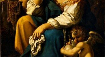 """""""Grand Tour: Didžiosios kelionės liudijimai baronų von der Roppų meno kolekcijoje"""""""