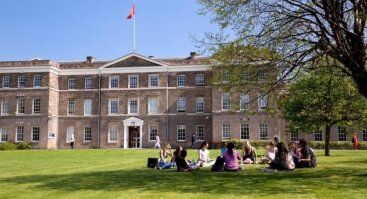 Viskas apie marketingo studijas – University of Leicester