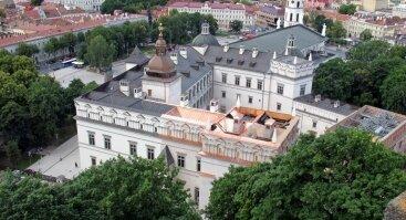 """Vilniaus šerdis, naujos atodangos. I dalis """"Nuo Pilies tilto iki Mikalojaus Radvilos Rudojo rūmų"""" + dovana nemokama ekskursija"""