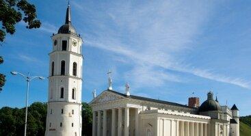 """Vilniaus šerdis, naujos atodangos. II dalis """"Aplink Katedros aikštę"""" + dovana nemokama ekskursija. Grupė - 5 žmonės"""