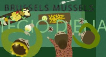 Tėčio diena @ Brussels Mussels
