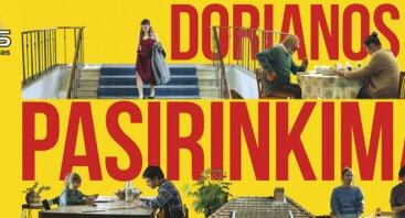 """Filmo """"Dorianos B. pasirinkimas"""" premjera. Specialus kino seansas su gyvūnais"""