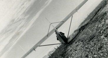 """A.Gustaičio medalių įteikimas ir paskaita apie legendinio sklandytuvo BrO-9 """"Žiogas"""" atkūrimą (tiesioginė transliacija)"""