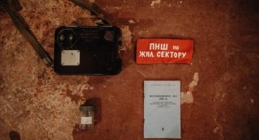 Ekskursija Šaltojo karo slėptuvėje - bunkeryje