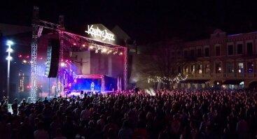 Kaunas Jazz 2020 Vienybės Aikštėje