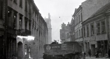 Kelionė po Vilniaus praeitį: karo randai miesto veide