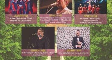 Geriausios Rod Stewart dainos su Česlovu Gabaliu |Pažaislio liepų alėjo vakarai
