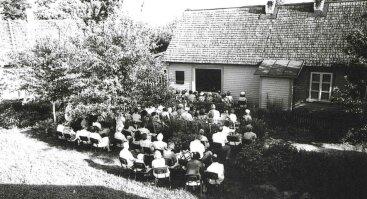 """Ričardo Dailidės fotografijų paroda """"Čiurlionio namų trauka"""""""