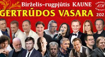 GERTRŪDOS VASARA 2021