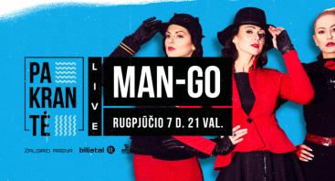 MAN-GO, Vasaros koncertas Kaune, Nemuno saloje