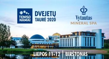 """Teniso turnyras """"Vytautas Mineral SPA turnyras 2020"""""""