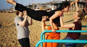 GUMA | kūrybinės judesio dirbtuvės su Saule Noreikaite