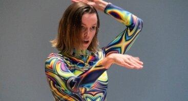 GUMA   kūrybinės judesio dirbtuvės su Vilma Pitrinaite