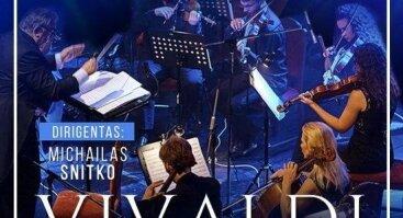 Vivaldi. Keturi metų laikai Panevėžyje