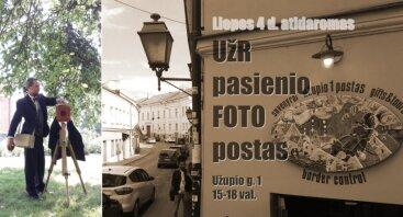 Senoji fotografija arba UžR pasienio FOTO postas