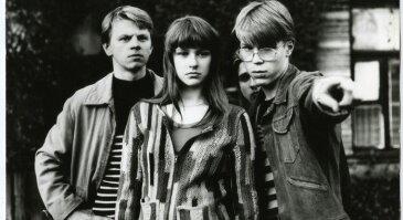 """Lietuvių kino klasika: """"Vaikai iš Amerikos viešbučio"""""""