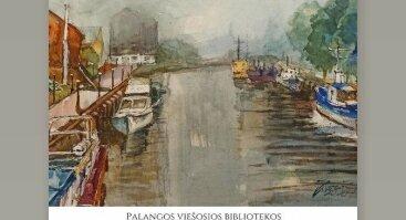 Tomo Jovaišos Akvarelių paroda