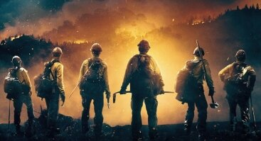 Lauko kino maratonas | Tramdantys ugnį