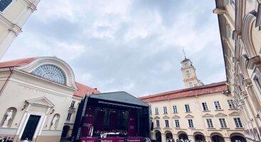 """Oktava"" po atviru dangumi: 69-ojo sezono uždarymo koncertas"